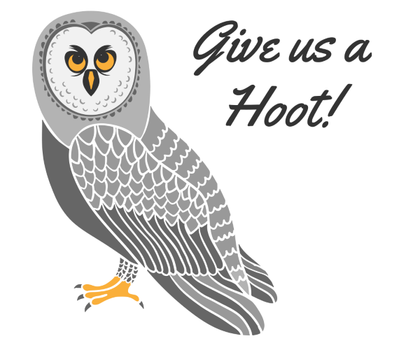 Give Us a Hoot!